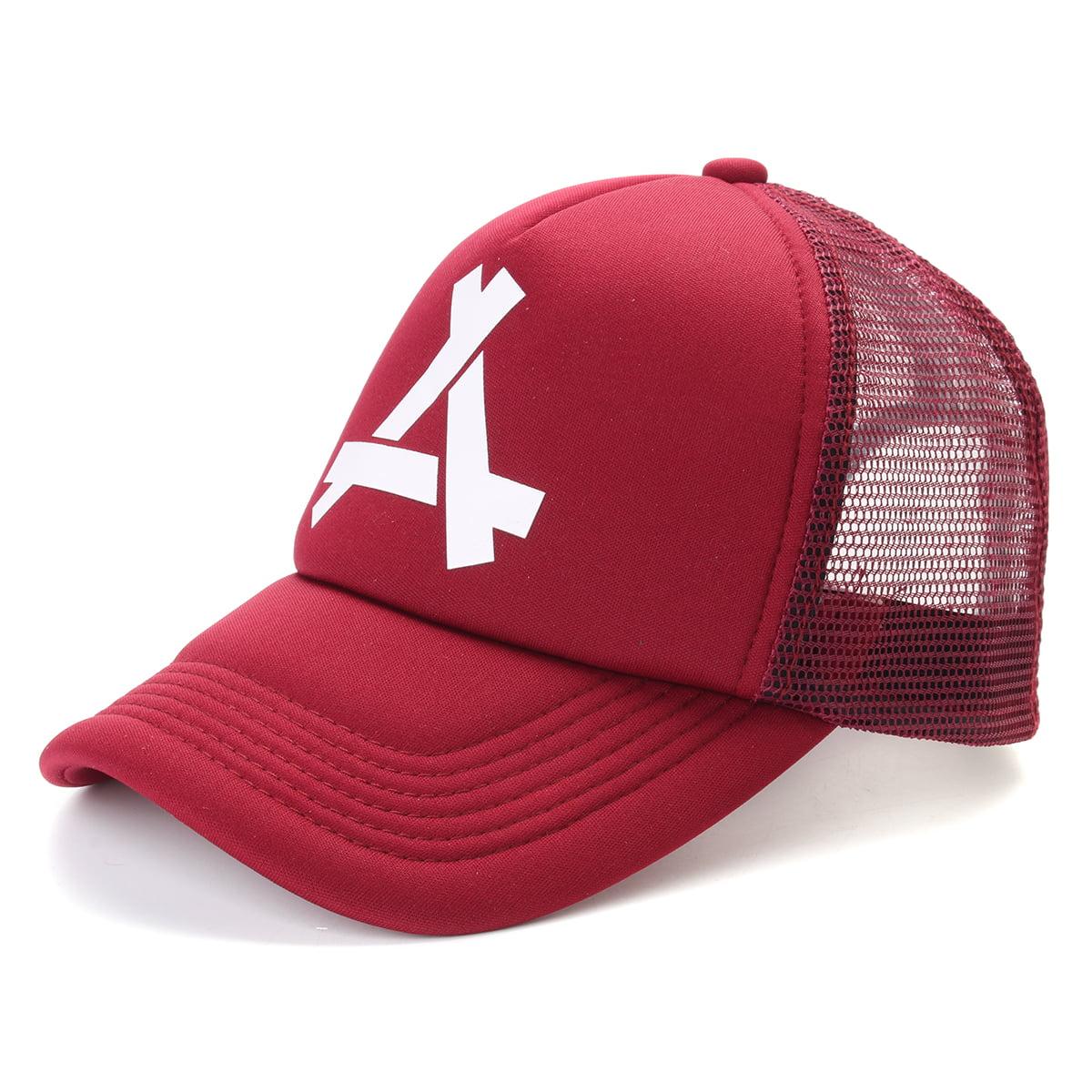 Summer God Pray Baseball Golf Mesh Cap Snapback Fashion Trucker Sports Hats
