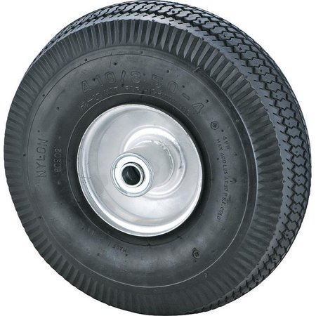 ProSource Hand Truck Wheel With Tube, For Use With 0011056 And 0017749 Hand Truck, Steel Rim ()