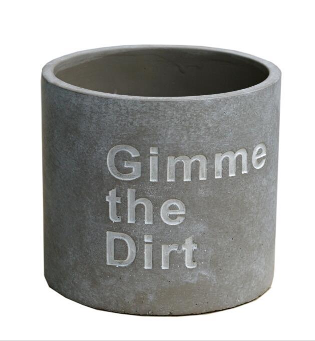 Better Homes&gardens Pottery-5in Phrase Pot