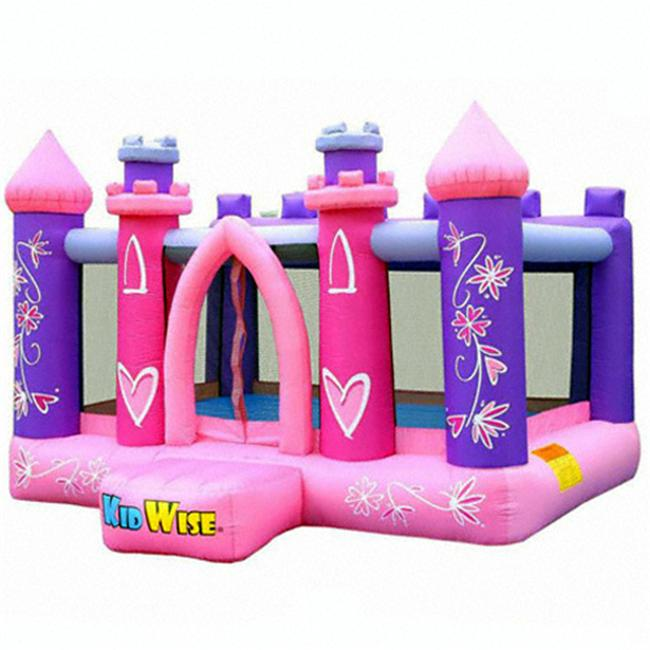KIDWISE KWSS-MP-1001 Kidwise Princess Party Bouncer