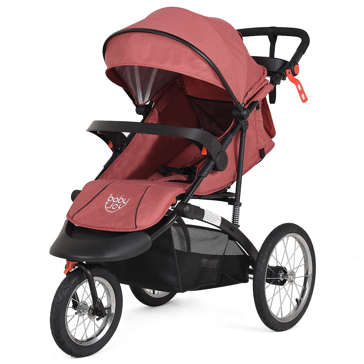 Baby-Joy Portable Folding Stroller Baby Jogger Kids Travel ...