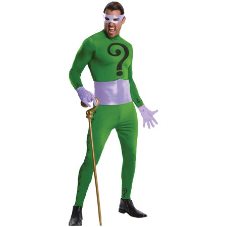 The Riddler Grand Heritage Men's Costume - Riddler Womens Costume