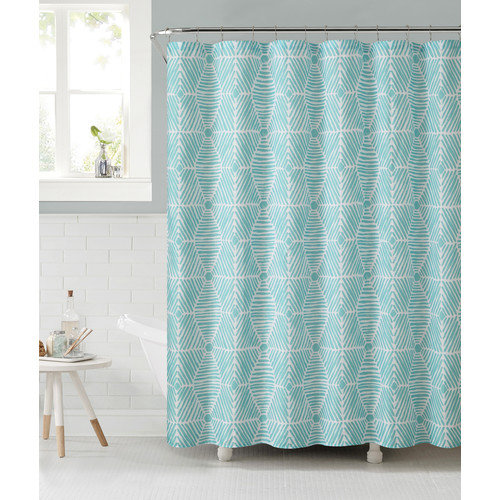 Luxury Home Cameron Shower Curtain