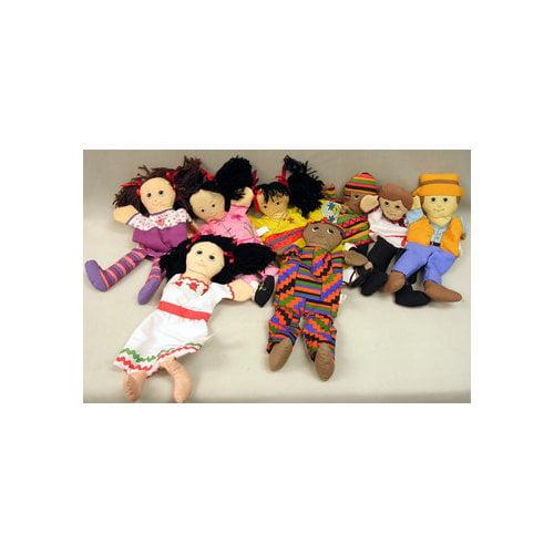 Childrens Factory International Puppet Set
