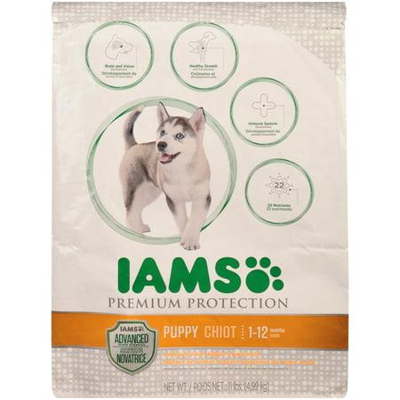 Iams Premium Protection Puppy Dry Dog Food