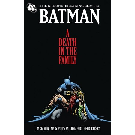 Batman: A Death in the Family (Death Of The Family Graphic Novel Reading Order)