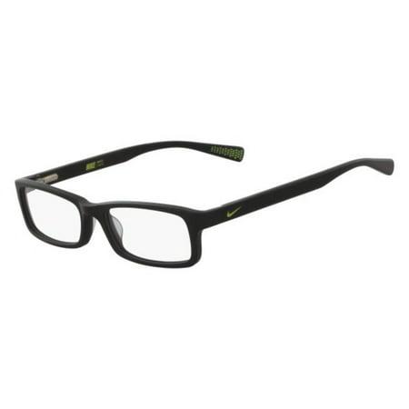 Nike NIKE 5013 Eyeglasses 001 Black/Anthracite Nike NIKE 5013 Eyeglasses 001 Black/Anthracite