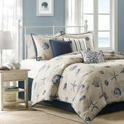 Rockaway 7-Piece Bedding Comforter Set