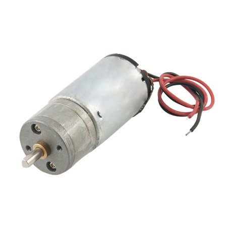 24 dc 1000 rpm magnetic miniature gear motor with dual for 1000 rpm dc motor