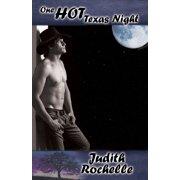 One Hot Texas Night - eBook