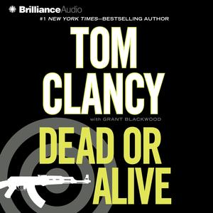 Dead or Alive - Audiobook
