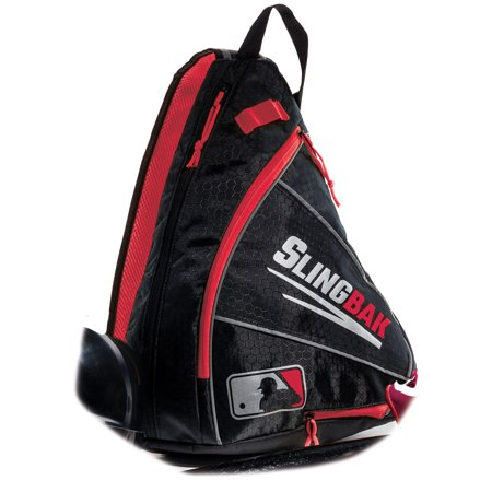 Franklin Sports MLB Slingbak Bag - Multiple Colors