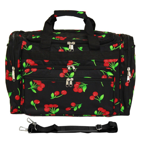 World Traveler Cherry 19'' Shoulder Duffel
