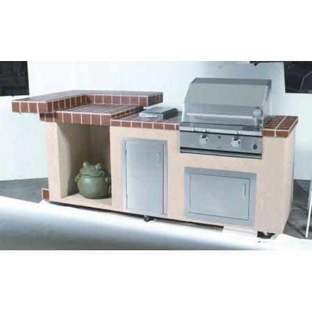 Profire Grills 27  Propane Grill, 525 Sq. In. Cooking Area with SearMagic Cooking Grids Profire Grills 27  Propane Grill, 525 Sq. In. Cooking Area with SearMagic Cooking Grids