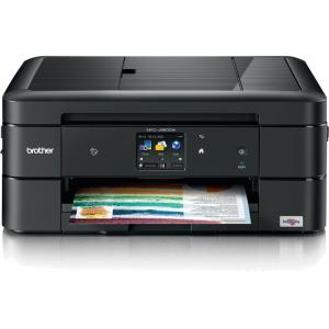 Brother MFC-J880DW Inkjet Multifunction Printer - Color - Photo Print - Desktop - Copier/Fax/Printer/Scanner - 15 Second Photo - 1200 x 6000 dpi Print - 1 x Input Tray 100 Sheet, 1 x Output Tray