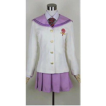 Camplayco Ao No Exorcist Blue Exorcist Kamiki Izumo Uniform Cosplay Costume - Halloween Exorcist Remix