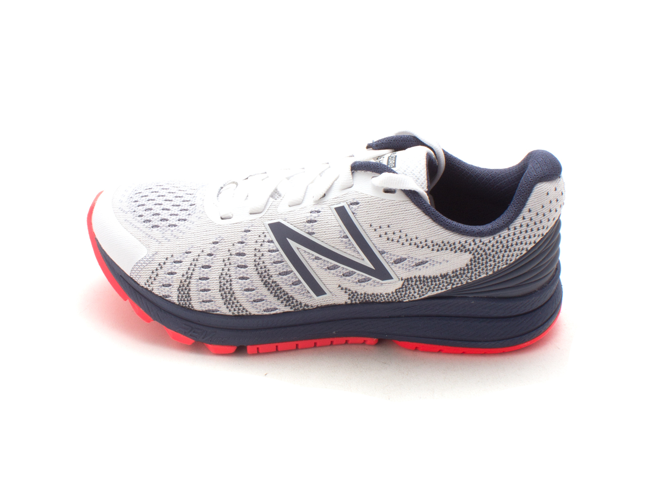 New Balance Womens Fuel Core Fabric Low Top Lace Up Running Sneaker by New Balance