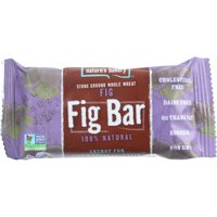 Natures Bakery Whole Wheat Apple Cinnamon Fig Bars, 2 Oz, 6 Pack (Pack Of 12)