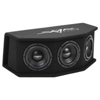 "Skar Audio SDR-3X8D2 Triple 8"" 2,100 Watt Loaded SDR Series Vented Subwoofer Enclosure"