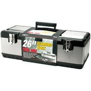 "Performance Tool W54026 26"" Steel Tool Box"