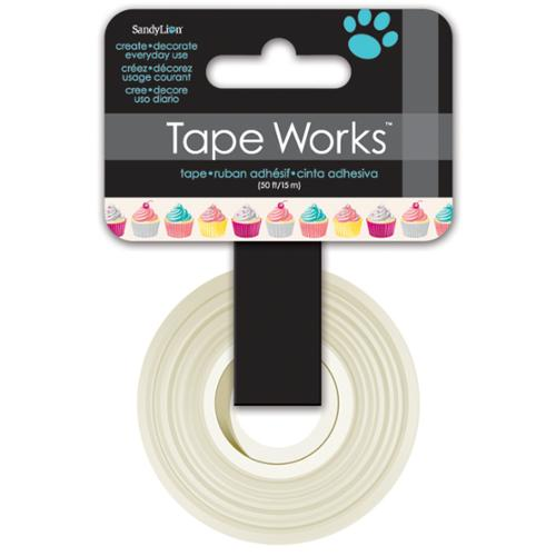 "Tape Works Tape .625""X50ft-Cupcakes"
