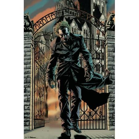 Joker - Arkham Asylum (The Joker Costume Arkham Asylum)