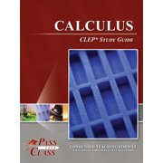 CLEP Calculus Test Study Guide - eBook