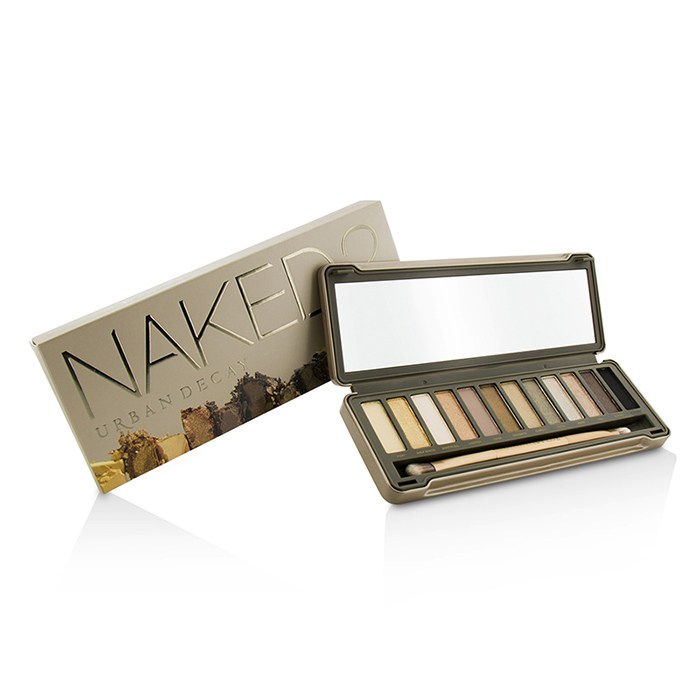 5 Tutorials Using the Urban Decay Naked 2 Palette | You ... |Urban Decay Palette 2
