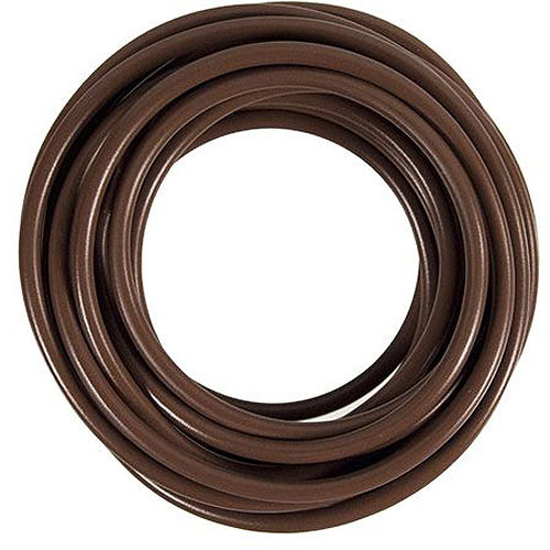 JT&T Products 148F 14 AWG Brown Primary Wire, 15' Cut