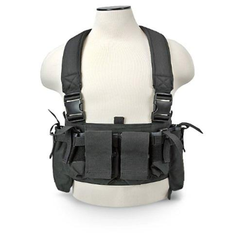 96321 NcStar Ultimate Chest Rig