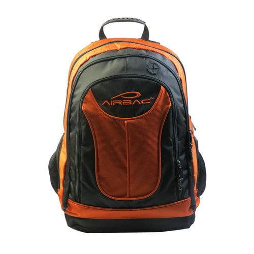 "Image of Airbac Layer 17"" Laptop Backpack, Orange"