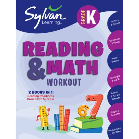Kindergarten Reading & Math Workout : Activities, Exercises, and Tips to Help Catch Up, Keep Up, and Get Ahead - Kindergarten Math Activities