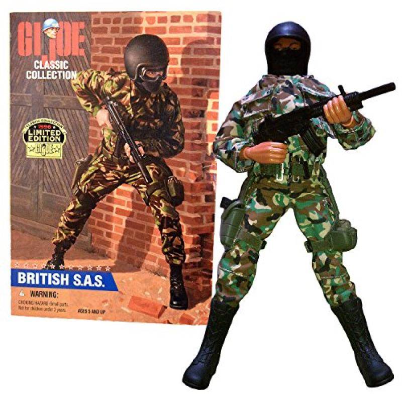 Kenner Year 1996 Limited Edition G.I. JOE Classic Collect...