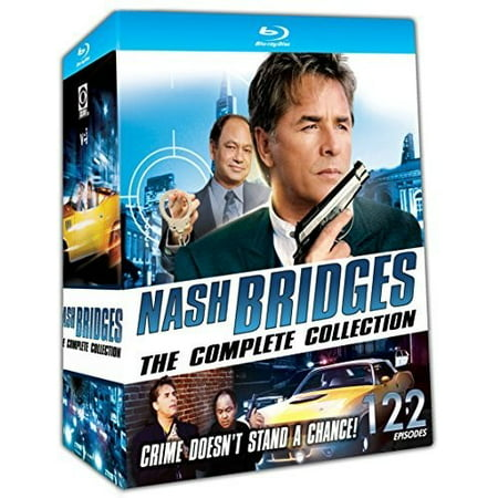 Orion Collection Bridge (Nash Bridges: The Complete Collection)