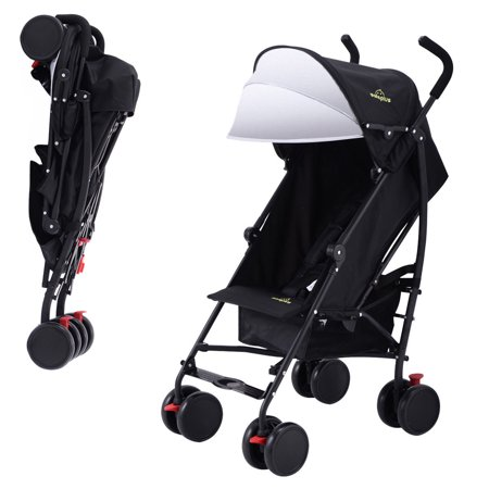 Lightweight Umbrella Stroller Baby Toddler Travel Canopy