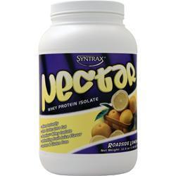 Syntrax Nectar Whey Protein Isolate Powder, Lemonade, 23g Protein, 2 Lb