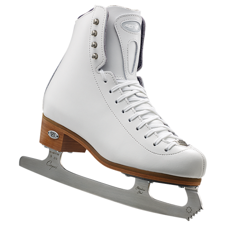 Riedell Model 23 Stride Girls' Figure Skates by