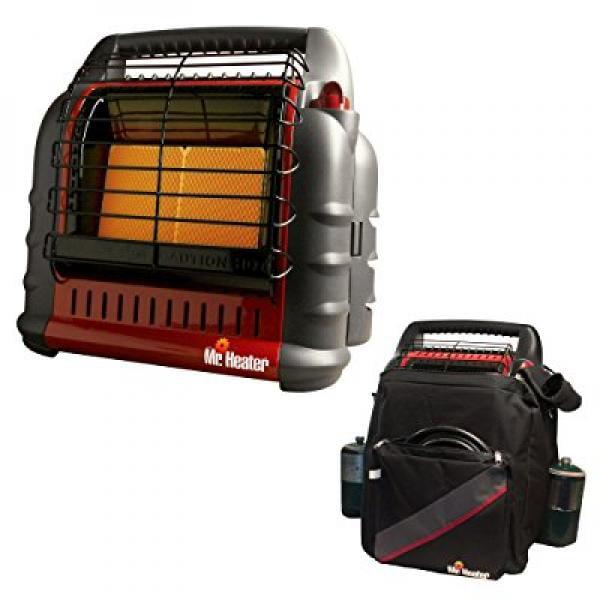 Mr Heater Portable Big Buddy Propane Heater