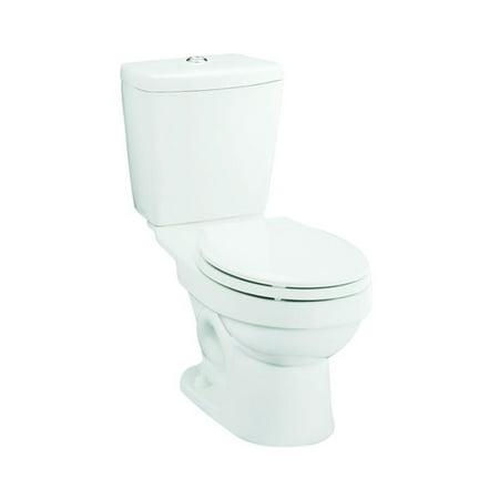 Sterling By Kohler Karsten Front Dual Flush Round 2 Piece Toilet