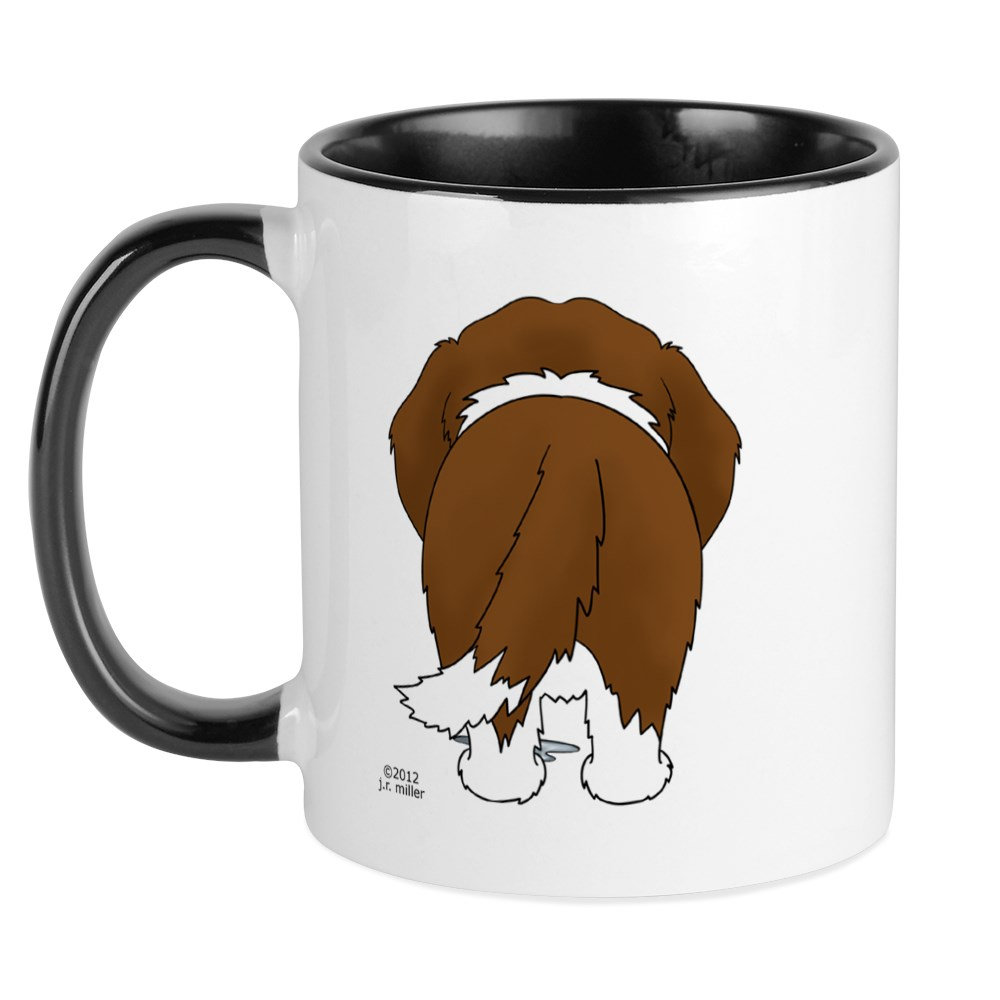 CafePress - Big Nose St. Bernard Mug - Unique Coffee Mug ...