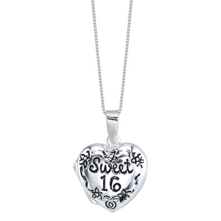 Sterling Silver Sweet (Sterling Silver