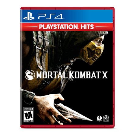 Mortal Kombat X, Warner, PlayStation 4, 883929425112 for $<!---->
