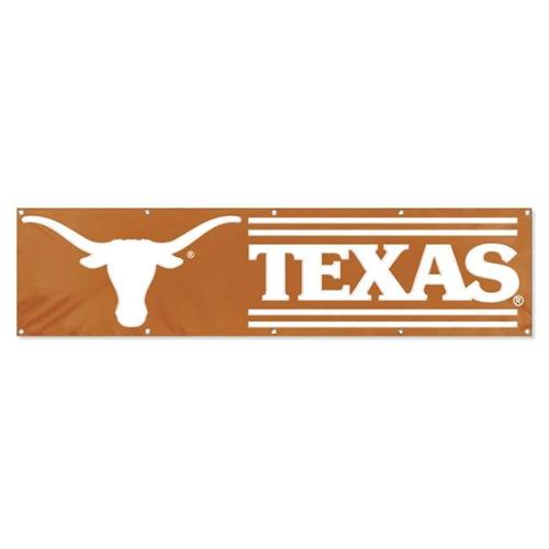 Texas Longhorns 8' x 2' Heavyweight Nylon Banner