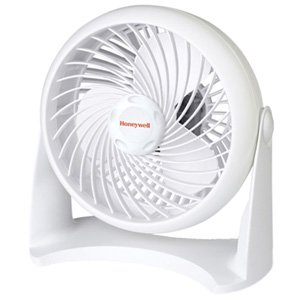Honeywell Table Air Circulator Fan, HT-904, White
