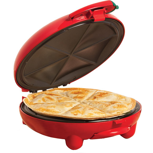 Sensio 8-inch Quesadilla Maker Red - 13506