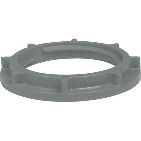 6204000 0.5 in. PVC Lock Nut