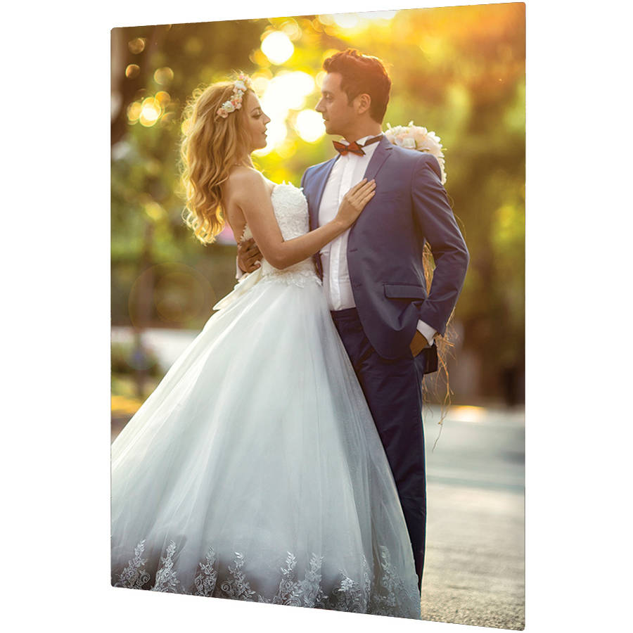 16x20 Metal Photo Wall Decor