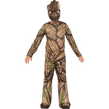 Guardians Of The Galaxy - Groot - Children's Costume - Groom Costume