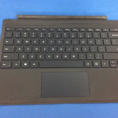 Refurbished Microsoft Surface Pro 4  Type Cover (Black) (Microsoft Surface 2 Keyboard Type)