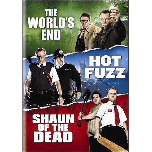 The World's End / Hot Fuzz / Shaun Of The Dead (With INSTAWATCH) (Widescreen)